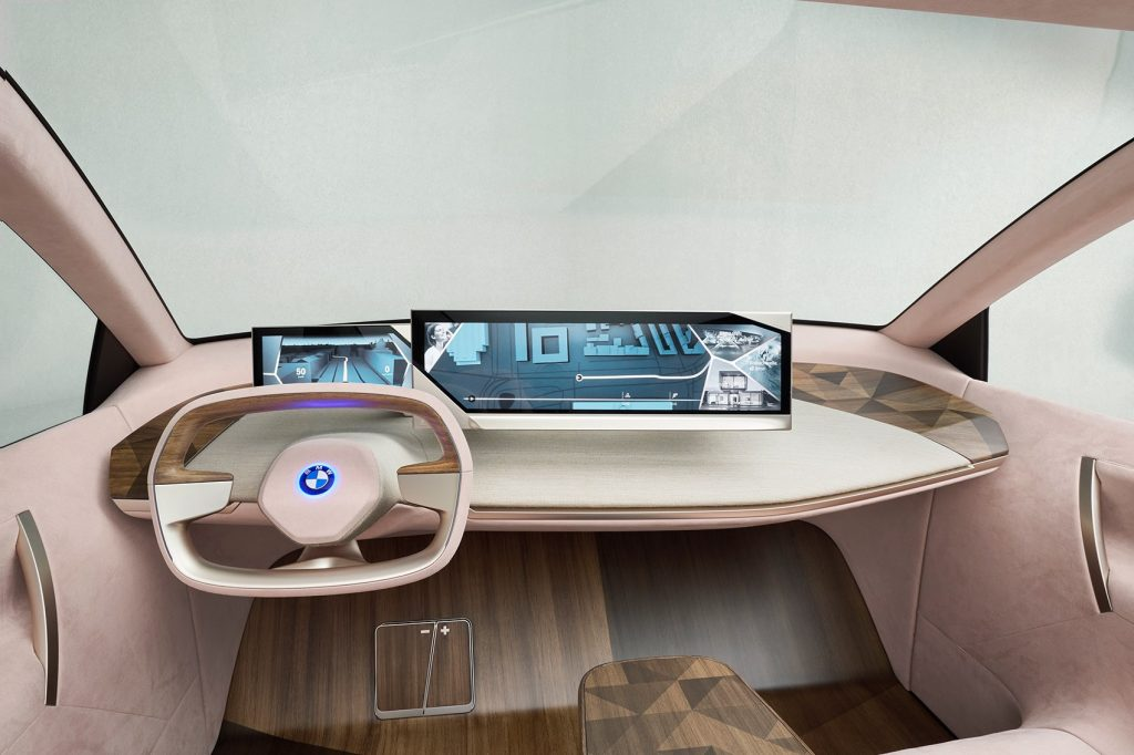 bmw vegan auto interieur