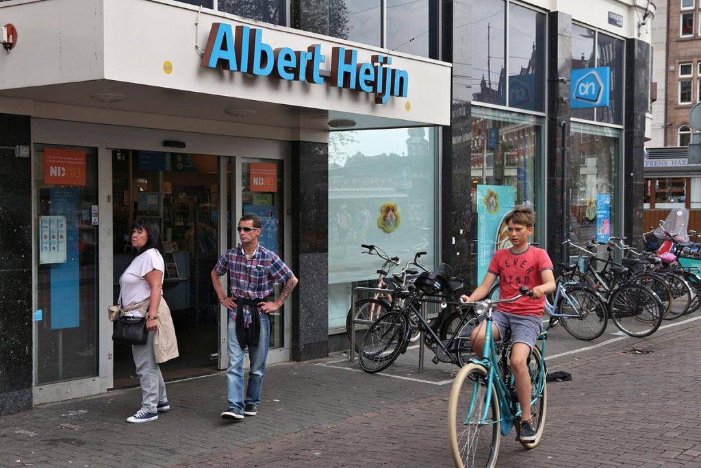 Albert Heijn supermarket