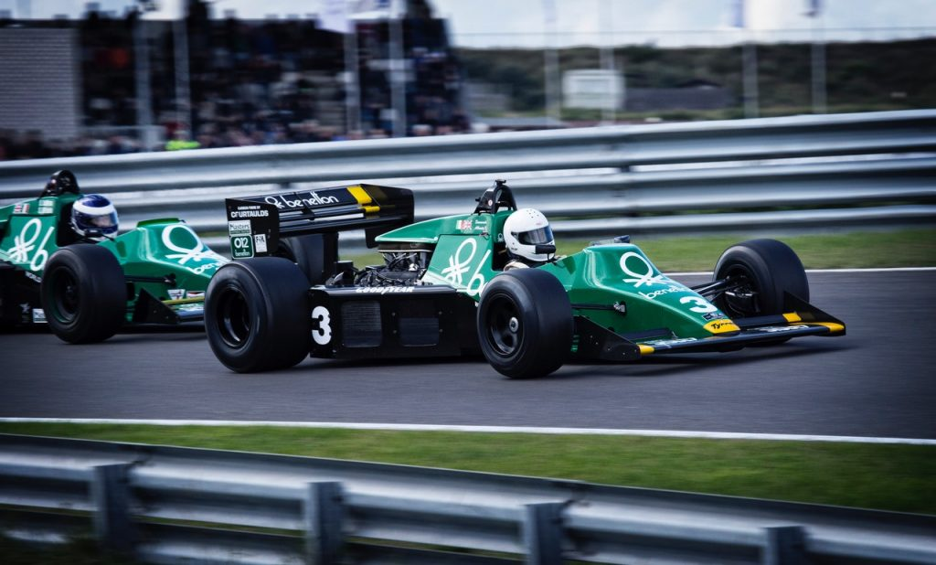 formule 1 thedailygreen
