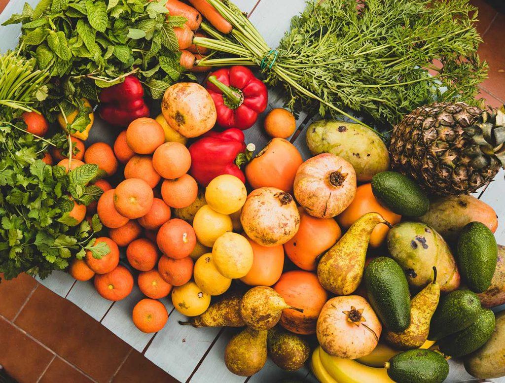vleestaks-fruit-groente-thedailygreen